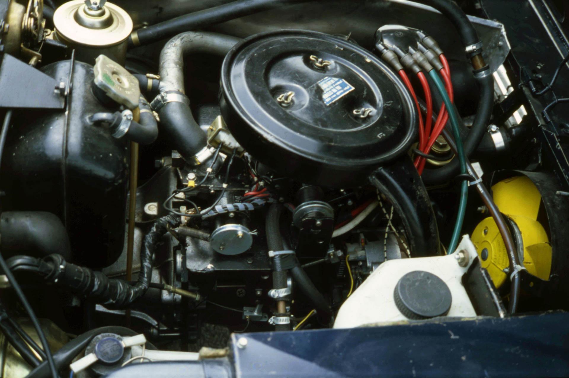 Prototipi mai realizzati e di prova - Pagina 13 Fiat-131-ibrida-4