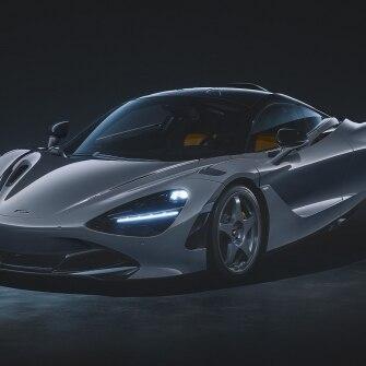 McLaren  720S Le Mans (2020)