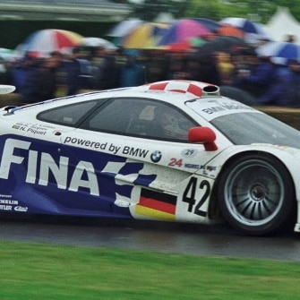 McLaren F1 GTR Long Tail (1997)