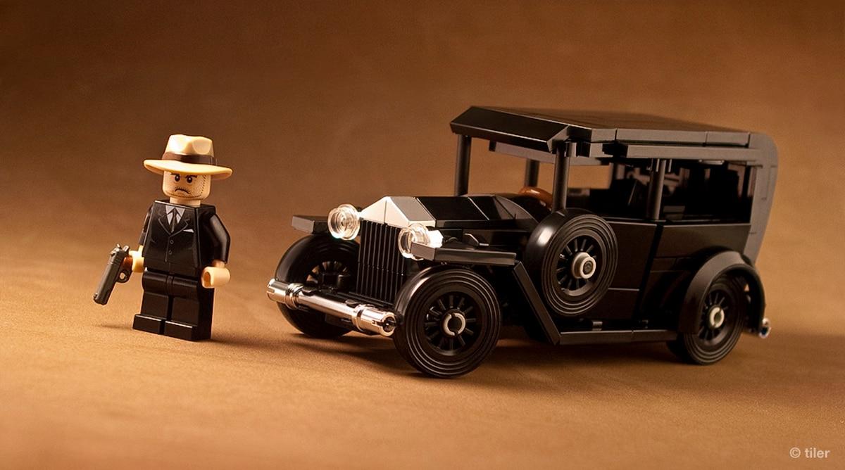 La Storica Me La Faccio Con Il Lego Ruoteclassiche