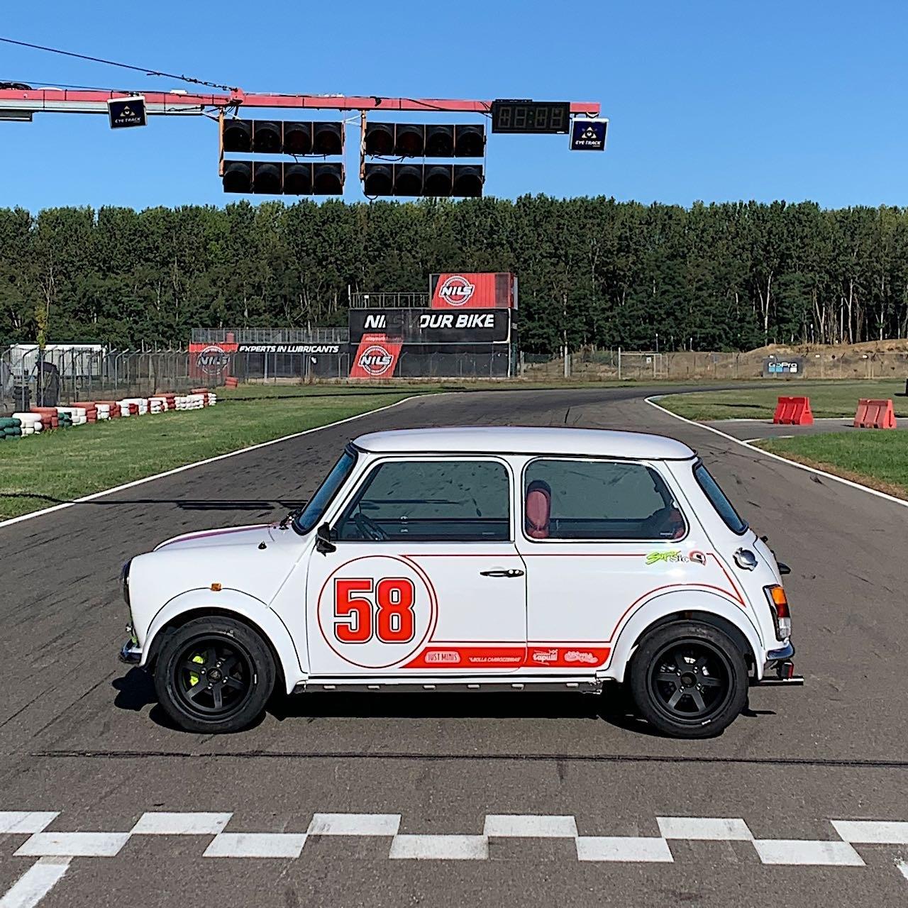 Tributo Sic58: La Mini Cooper Che Omaggia Simoncelli