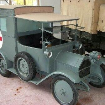 Fiat Tipo 2 Ambulanza