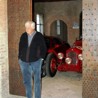 Mario Righini, castello di Panzano